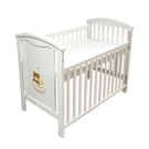 GMP BABY 睡熊三合一白色嬰兒床(大床)