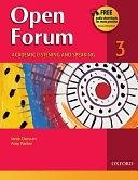 二手書博民逛書店《Open Forum 3: Academic Listening and Speaking》 R2Y ISBN:0194361136