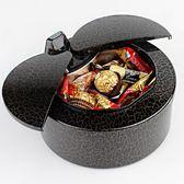 智慧感應家用桌面迷你小垃圾桶桌上垃圾桶糖果收納桶煙灰缸 igo