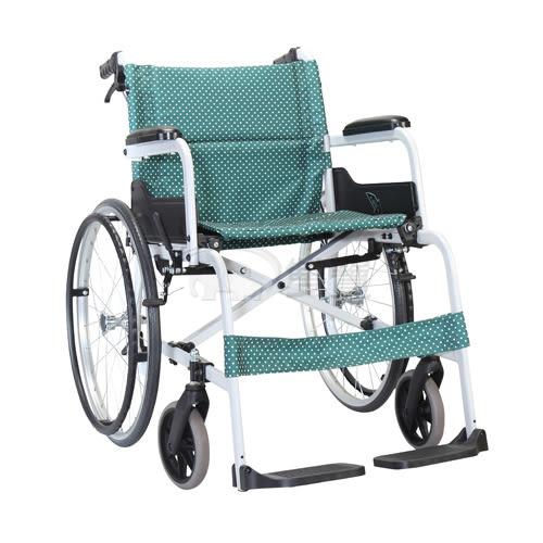 【贈好禮】康揚 鋁合金輪椅 飛揚100 SM-100.5 鋁合金手動輪椅