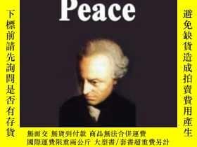 二手書博民逛書店Perpetual罕見PeaceY364682 Immanuel Kant Fq Classics 出版20