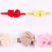 寶寶髮帶純色百搭蝴蝶結女童 韓國嬰兒 寶寶頭飾 造型頭飾 88172