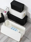電線盒 特大號電線收納盒塑料插線板插座電源保護盒數據集線收線盒理線器   夢幻衣都