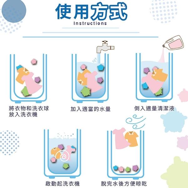 現貨 快速出貨【小麥購物】魔力洗衣球【Y052】 防纏繞清潔球 洗衣機球 魔力實心洗護球