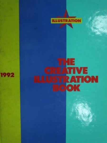 【書寶二手書T8/設計_WDW】The Creative illustration book1992