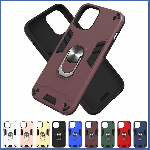 蘋果 iPhone12 12Pro 12Mini iPhone 12 Pro Max 長拉環支架殼 手機殼 全包邊 防摔 保護殼