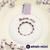 【ohoh-mini 孕婦裝】有機棉甜甜圈安撫玩具