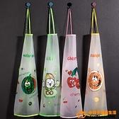 8件裝 可愛卡通防水圍裙韓版時尚廚房無袖防油做飯護衣罩衣【桃子居家】