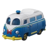 Dream Tomica 多美小汽車 10周年 迪士尼唐老鴨巴士