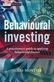二手書博民逛書店《Behavioural Investing: A Practi