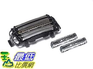 [美國直購] Panasonic 電動刮鬍刀更換內刀片 WES9025PC Men's Electric Razor Outer Foil Set