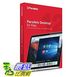 [106美國直購] 2017美國暢銷軟體 Parallels Desktop 12 for Mac