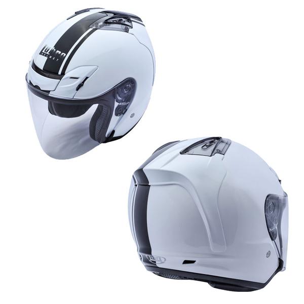 【東門城】LUBRO RACE TECH VENTO線條 半罩式安全帽
