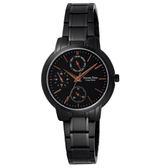 Roven Dino羅梵迪諾 指尖的調律三眼時尚腕錶-RD6063LB-396