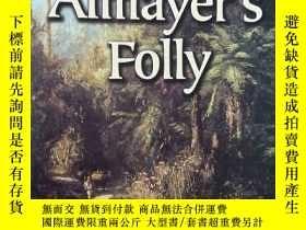 二手書博民逛書店Almayer s罕見Folly【英文原版大32開】Y7650