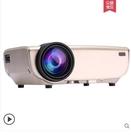 手機同屏家庭影院臥室4k高清3D電視投影機1080p微小型可攜式牆投無屏投影儀一體機
