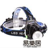 LED頭燈強光充電感應遠射