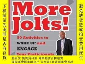 二手書博民逛書店More罕見Jolts! Activities To Wake Up And Engage Your Partic