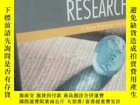 二手書博民逛書店writing罕見securities research(寫作證