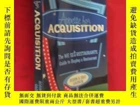 二手書博民逛書店Appetite罕見for Acquisition: The W