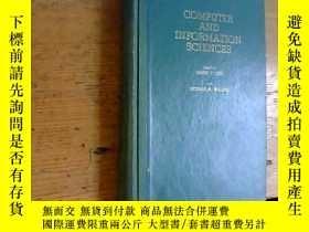 二手書博民逛書店計算機與情報科學罕見英文版 精裝22680 Edited by