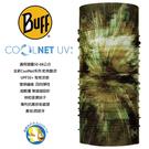 [西班牙製 BUFF]CoolNet 深陷泥沼 BF119361 乾爽酷涼 抗UV頭巾