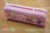 SANRIO Cute 屁屁系列小布筆袋筆袋Hello Kitty 大集合粉