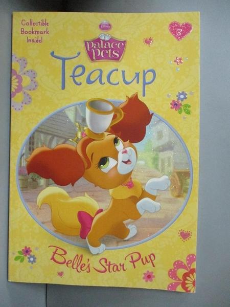 【書寶二手書T7/原文小說_C5R】Teacup: Belle's Star Pup_Redbank, Tennant/ Legramandi, Francesco (ILT)