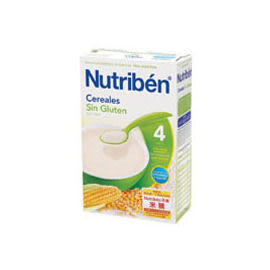 貝康Nutriben 無麩質系列 米精(300g) - 西班牙製