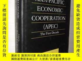 二手書博民逛書店Asia-Pacific罕見Economic Cooperati
