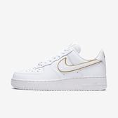 Nike WMNS Air Force 1 07 ESS [AO2132-102] 女鞋 運動 休閒 復古 穿搭 白金