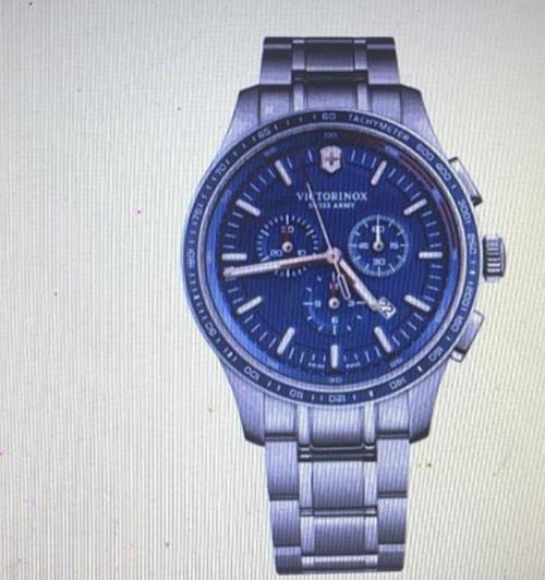 [COSCO代購] C131966 Victorinox 男錶 Alliance Sport Chronograph 系列 #241817