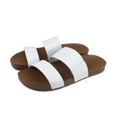 reef 拖鞋 寬版 戶外 女鞋 白色 RF0A3OKSCLD no351