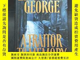 二手書博民逛書店A罕見TRAITOR TO MEMORY A TRAITOR TO MEMORYY157853 George,
