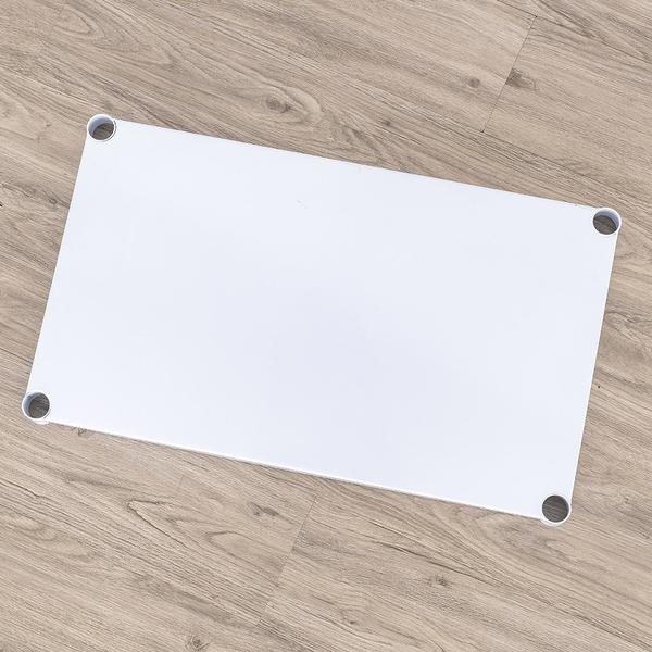 收納架/置物架/層架配件 【配件類】60x35cm 極致工藝烤漆白鐵板(含夾片) dayneeds