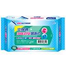 立得清 淨味消臭抗菌濕拖巾15片【愛買】