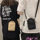 手機包2021新款手機包潮時尚小挎包男女迷你小包包裝手機布袋便攜零錢包 晶彩