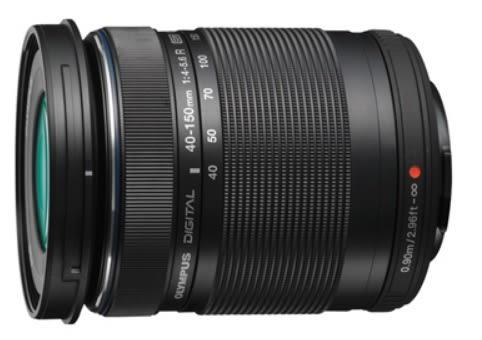 OLYMPUS M.ZUIKO DIGITAL ED 40-150mm f4.0–5.6 R 公司貨 贈保護鏡、強力大吹球等等