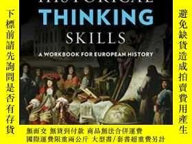 二手書博民逛書店Historical罕見Thinking SkillsY364682 John P. Irish W W No