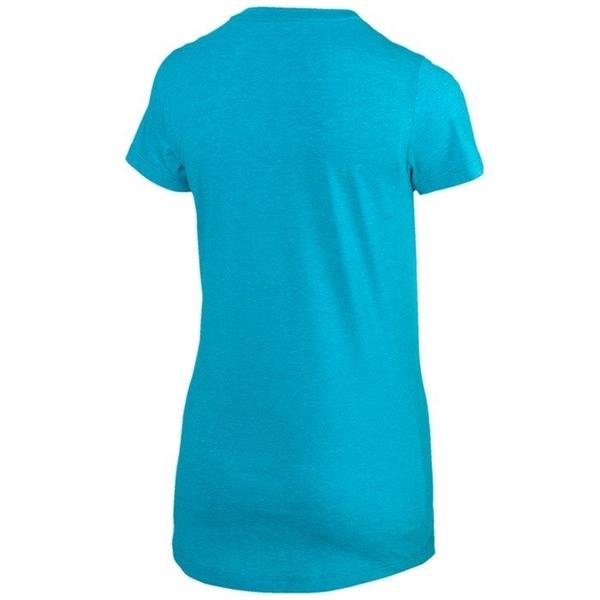 PUMA ESS No.1 Logo 女裝 短袖 上衣 棉質 亞規 粉藍【運動世界】85386928