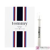 [即期良品]Tommy Hilfiger Tommy 噴式香水針管(1.5ML)-期效202105-公司貨【美麗購】