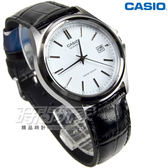 CASIO卡西歐MTP-1183E-7A簡約日期 黑色皮帶 男錶 MTP-1183E-7ADF