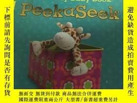 二手書博民逛書店chunky罕見baby book peekaseekY16306 chunky baby book peek