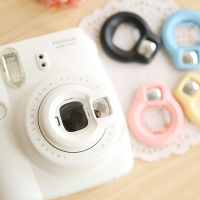富士 Instax Mini 8  MINI8 專用 四色 近拍 自拍鏡 不模糊不卡臉 5色齊全