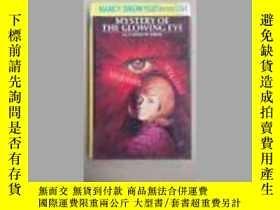 二手書博民逛書店卡羅琳基恩《南茜朱爾》系列罕見Mystery of the Glowing Eye by Carolyn Keen