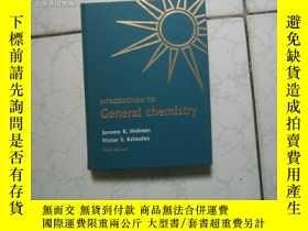 二手書博民逛書店罕見General.chemistryY14582 出版1976