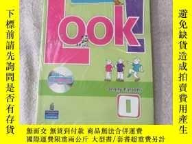 二手書博民逛書店Look!:罕見Teacher s Pack Level 1(未