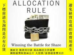 二手書博民逛書店The罕見Wallet Allocation Rule: Winning the Battle for Share