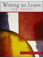 二手書博民逛書店《Writing to Learn: The Essay》 R2