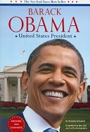 二手書博民逛書店《Barack Obama: United States President : Updated and Expanded!》 R2Y ISBN:0448452340